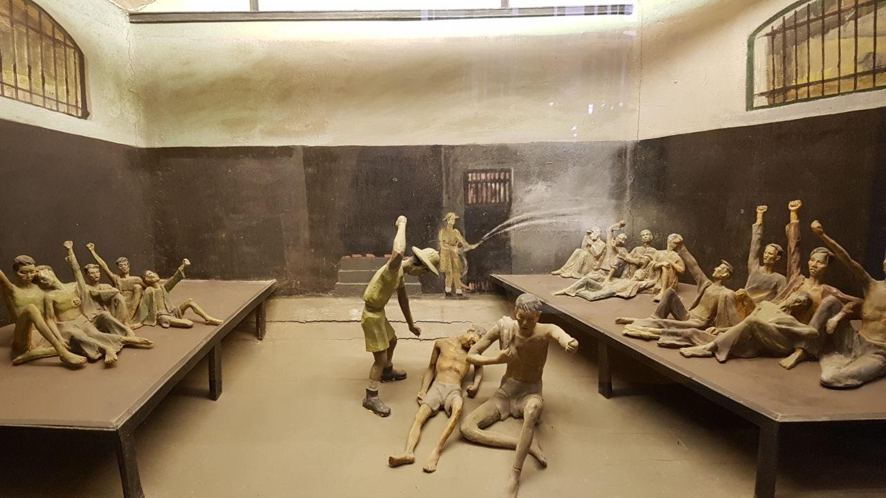 Hoa Lo Prison Museum, Hanoi