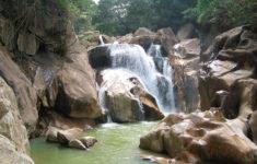Ba Ho Waterfalls in Nha Trang: photo
