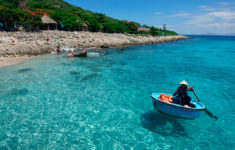 Southern Islands in Nha Trang