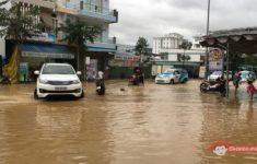 Rainy season in Nha Trang