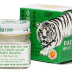 """Balm """"White Tiger"""""""