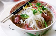 Pho Bo Soup: photo
