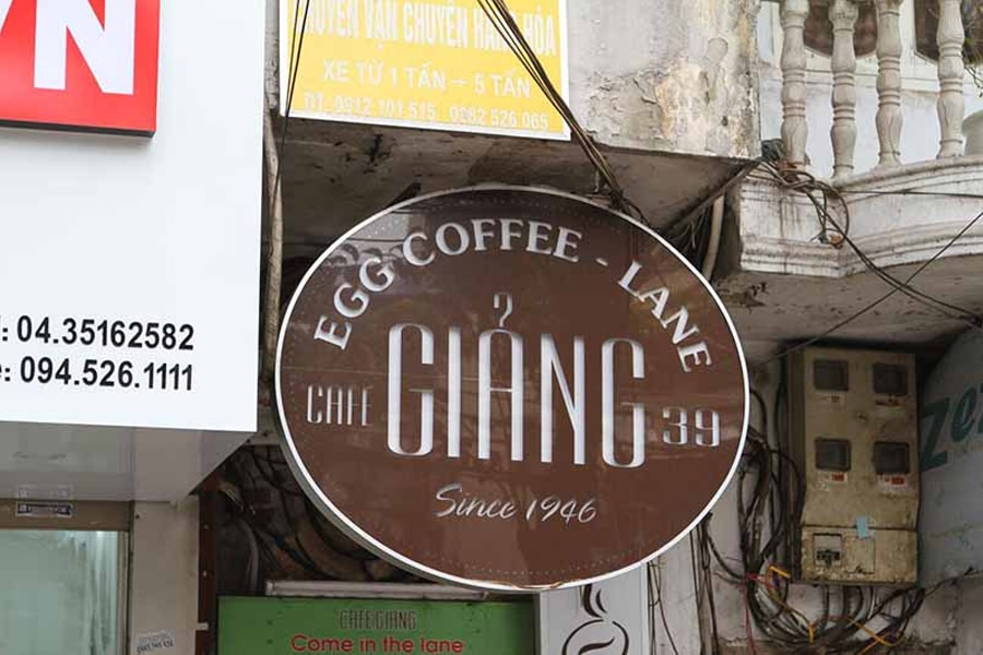 Giang Cafe