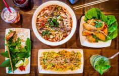 The best Vietnamese food