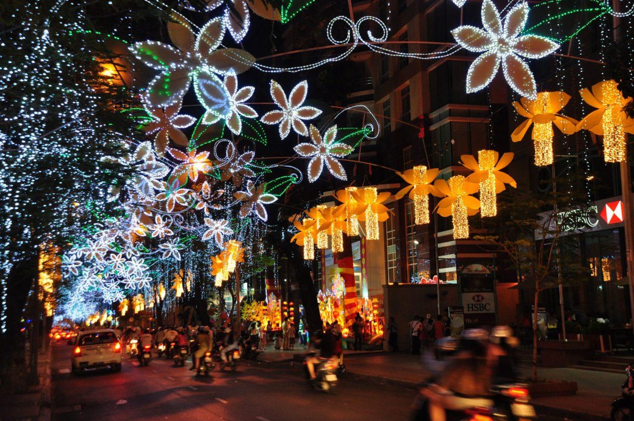 Winter Holiday in Vietnam