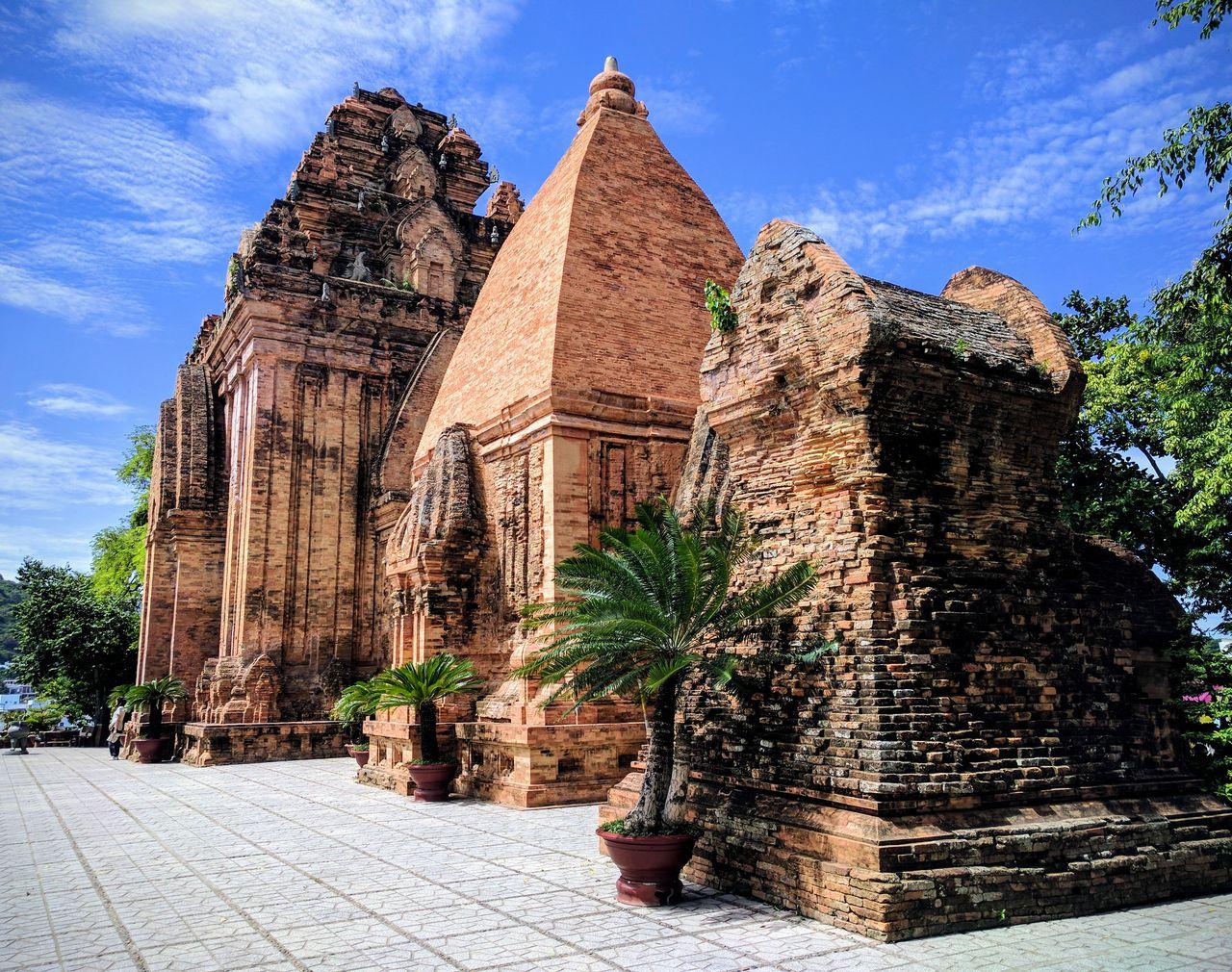 Temple complex Po Nagar