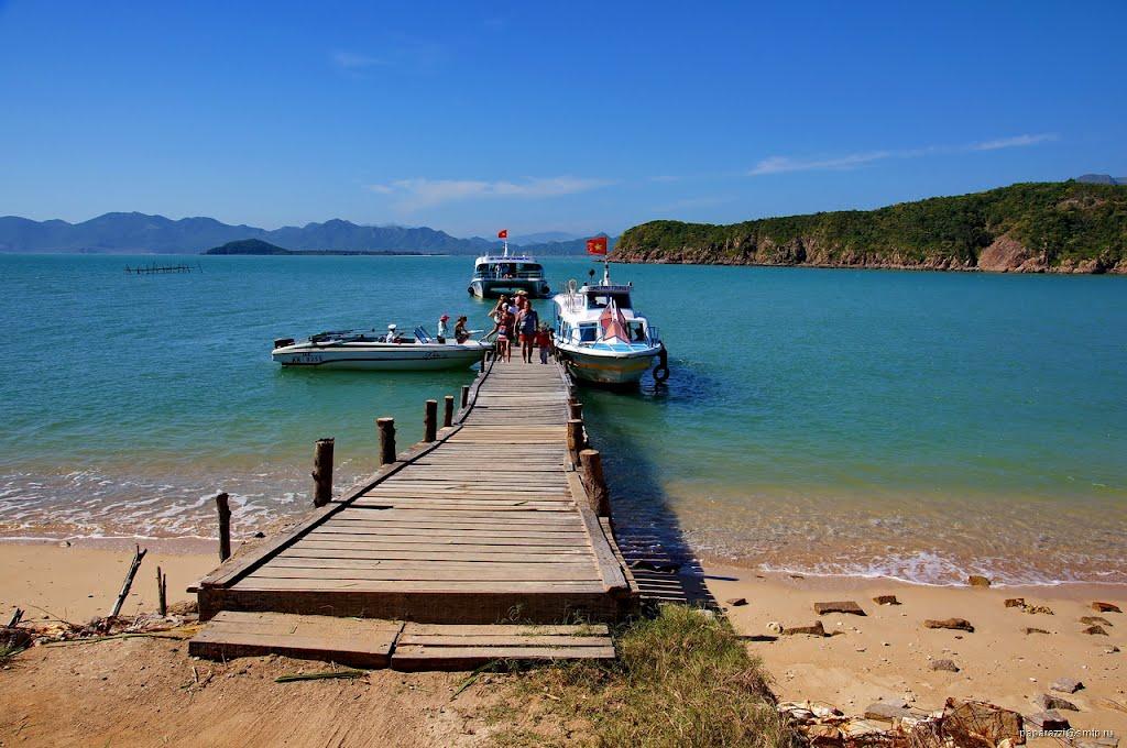 Monkey Island Pier