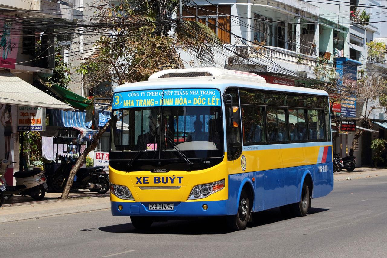 Nha Trang. Bus #3