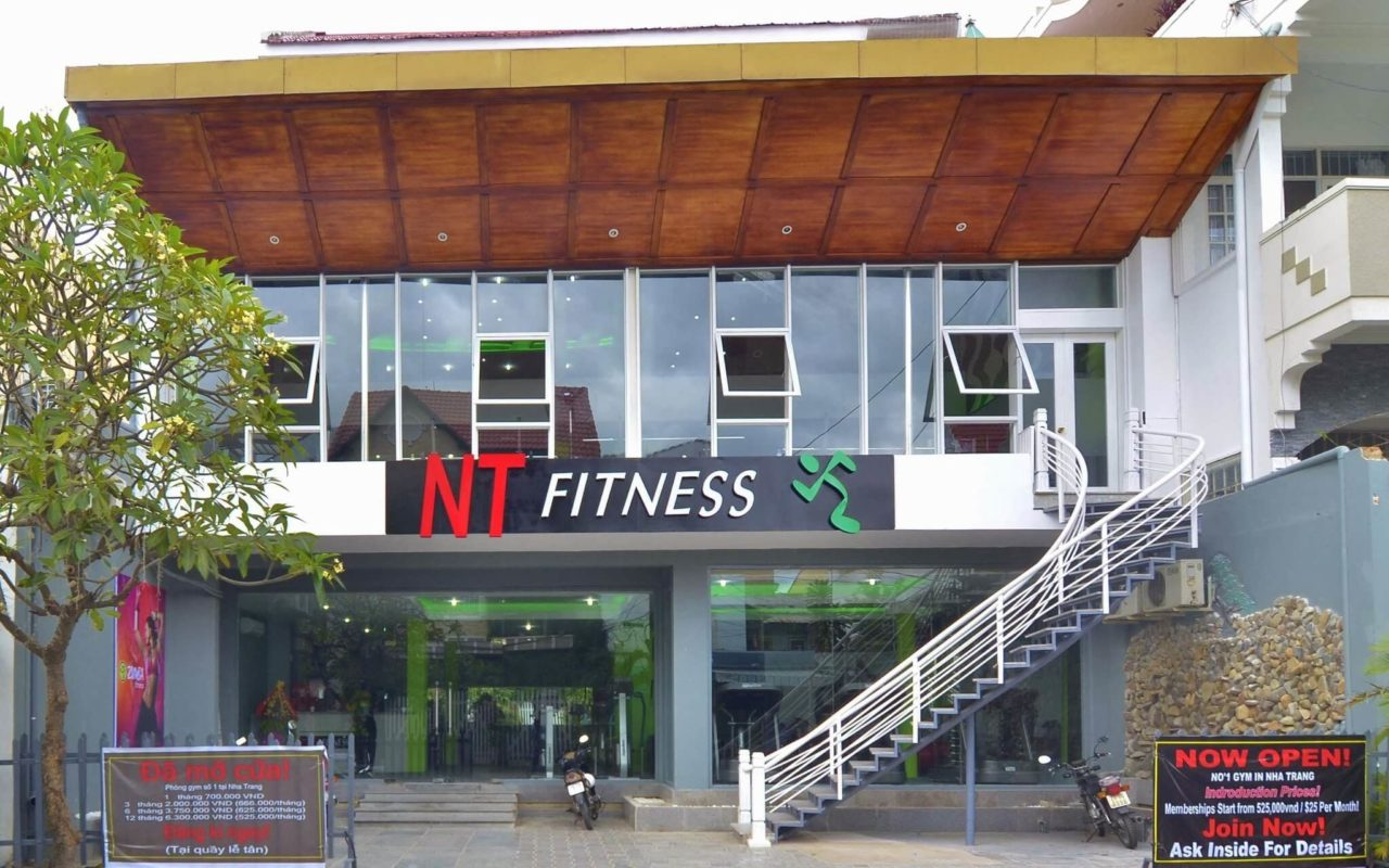 NT Fitness in Nha Trang