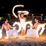 Fire Show from the Philippines
