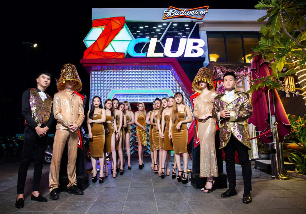 Zclub в Нячанге