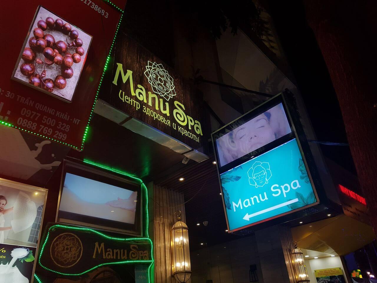 Manu Spa Nha Trang
