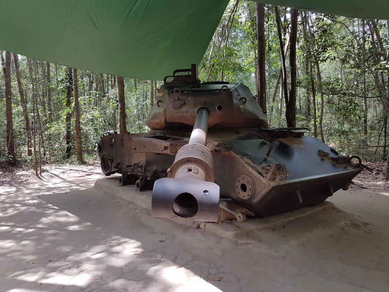Tank of the Vietnam War