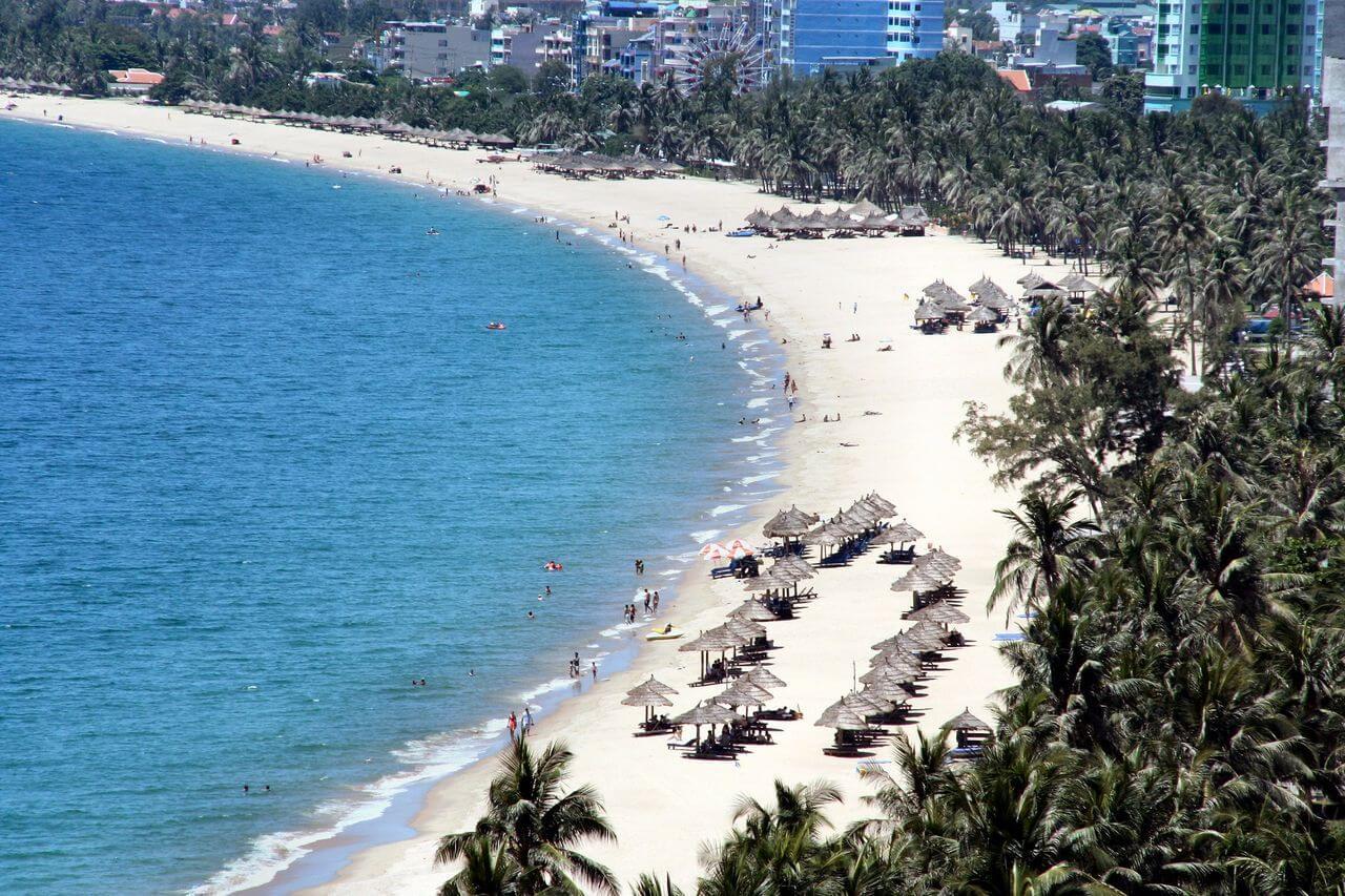 Mi Khe Beach or China Beach (Chinese Beach)