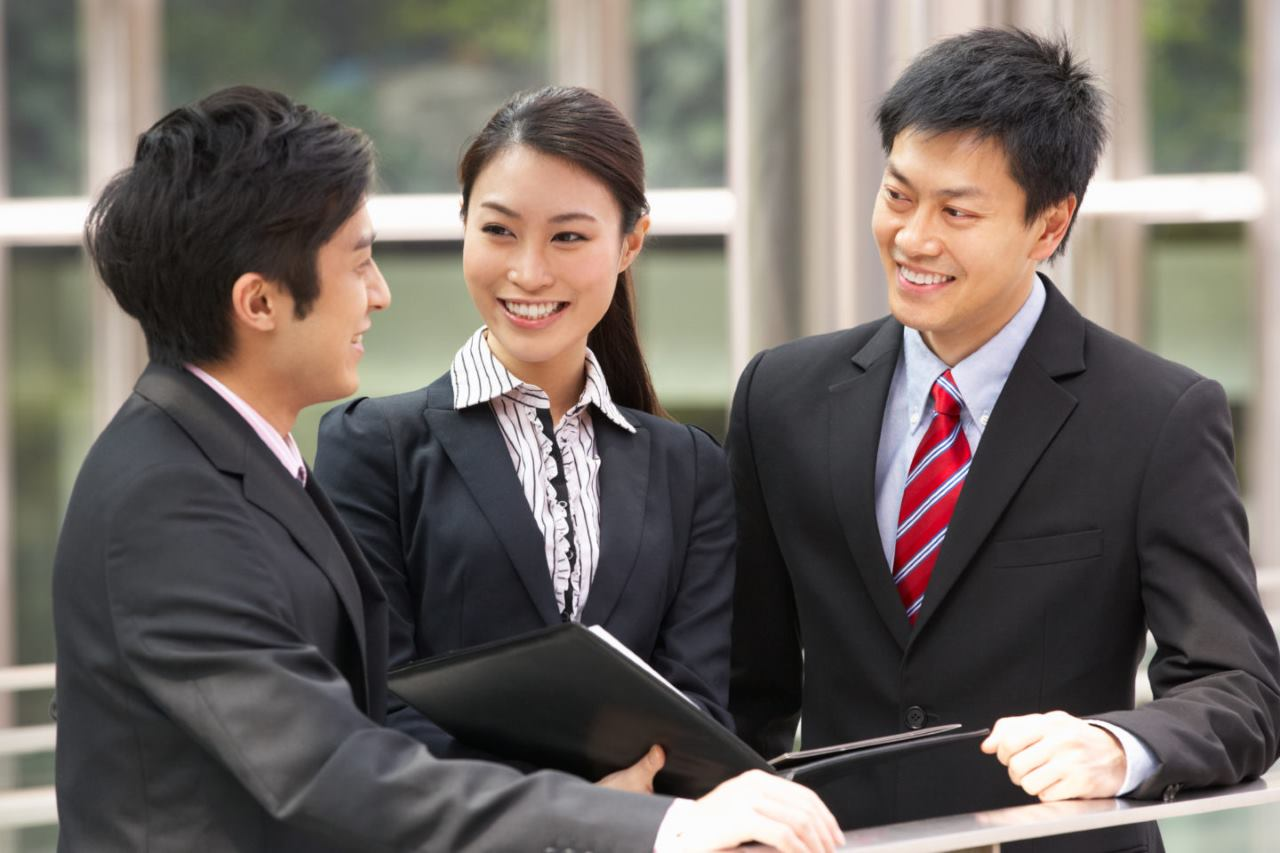 Business communication in Vietnam