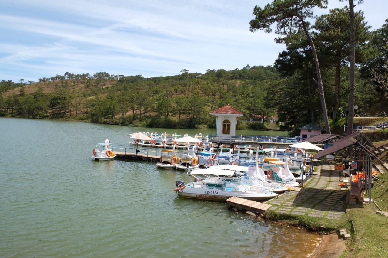 Lake Da Thien
