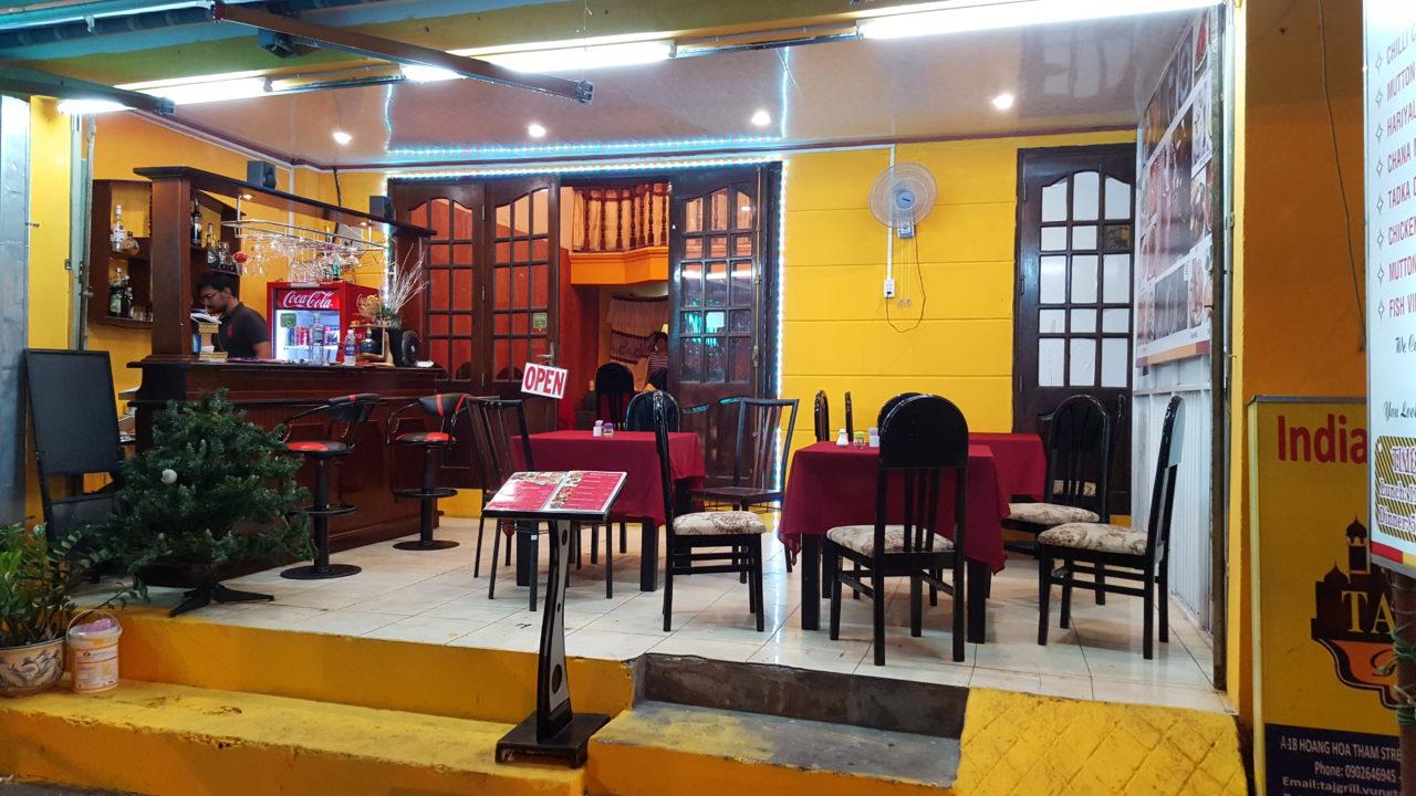 Taj Grill Indian Restaurant