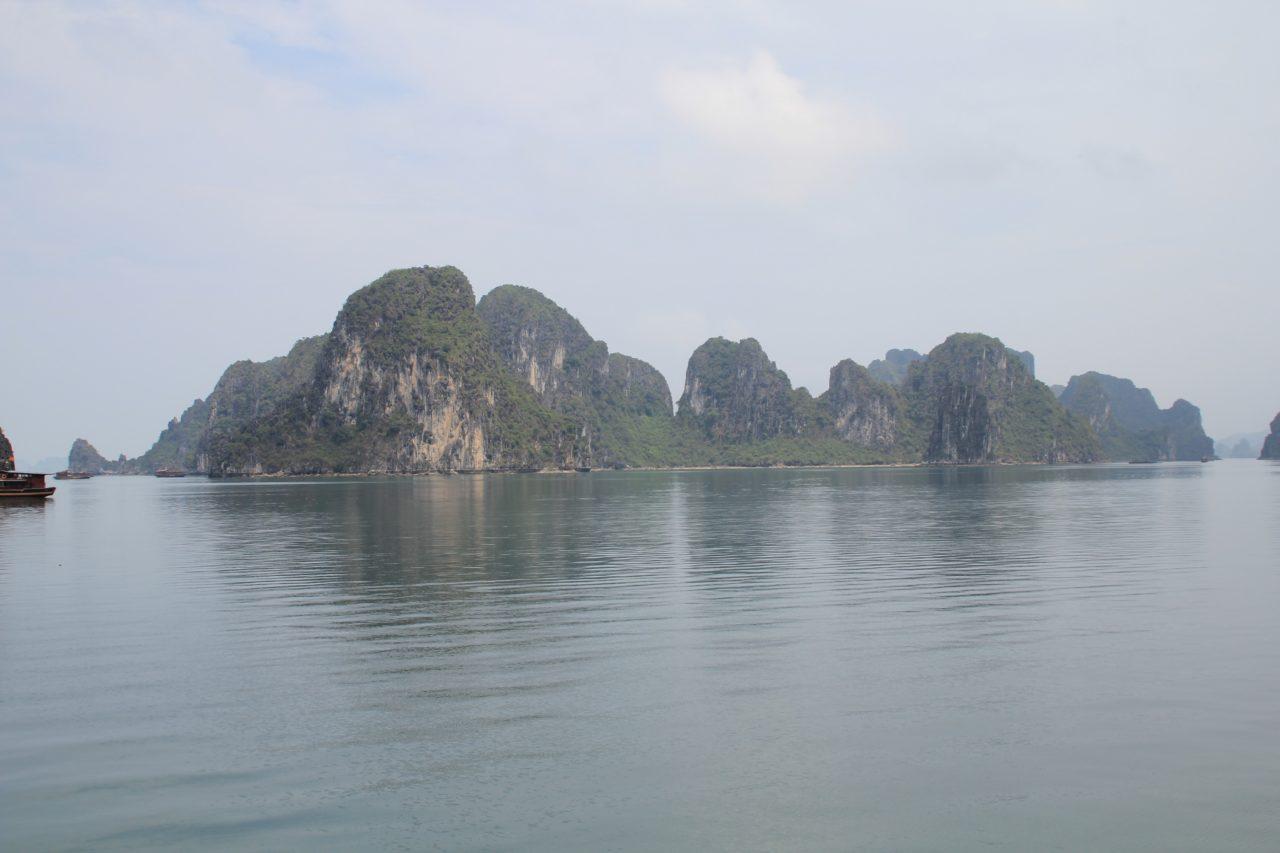 Bai Tu Mountains