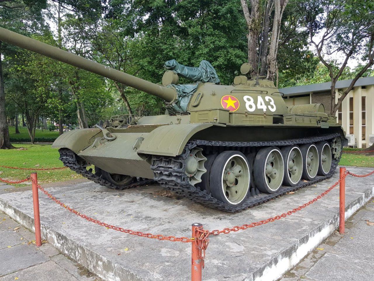 Exposure - tank