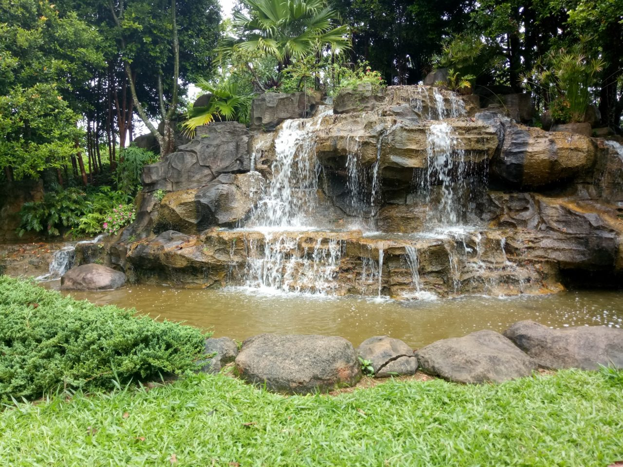 Парк «Дамбри»