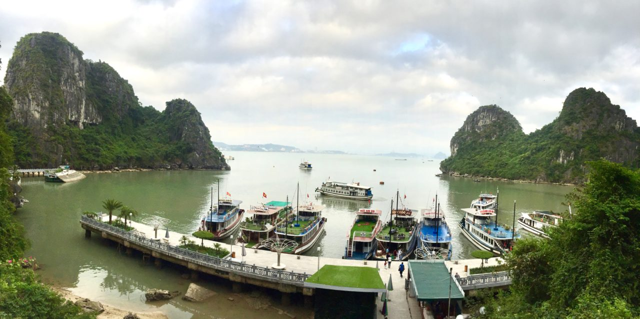 Tuan Chau Ferry