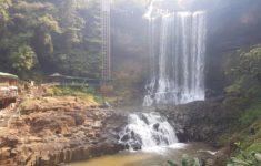 Водопады Баолок