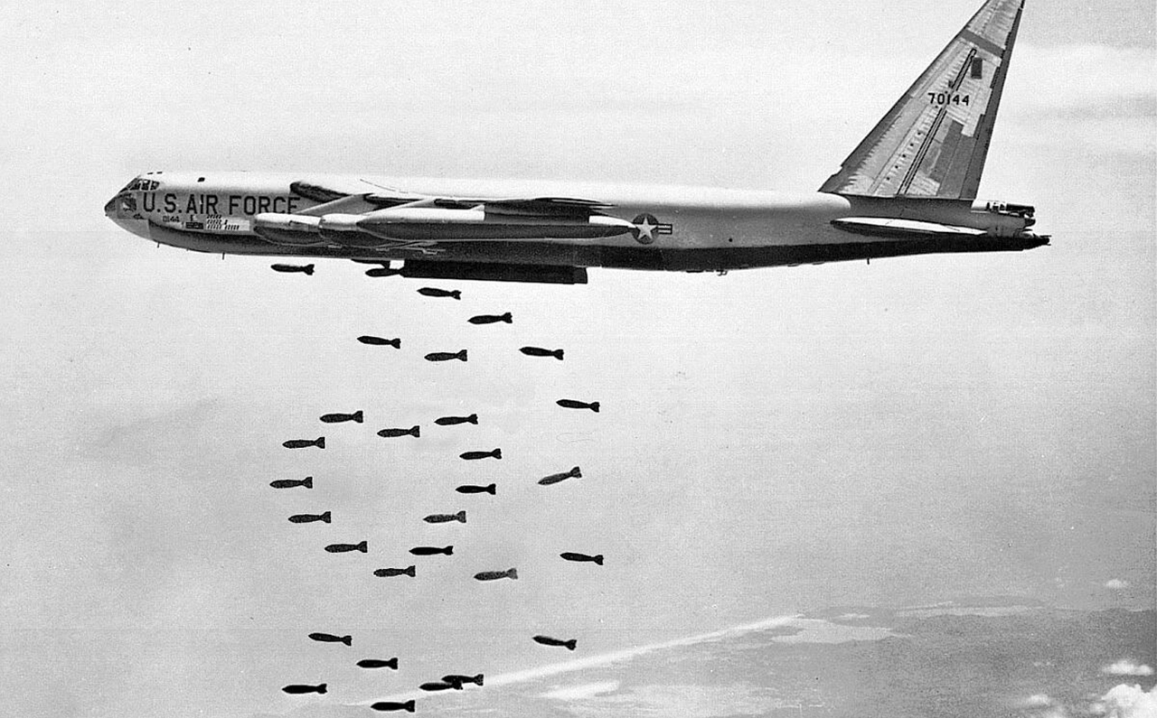 Бомбардировки