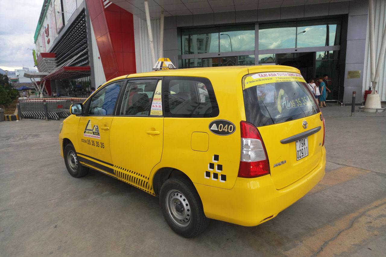 asi taxi nha trang