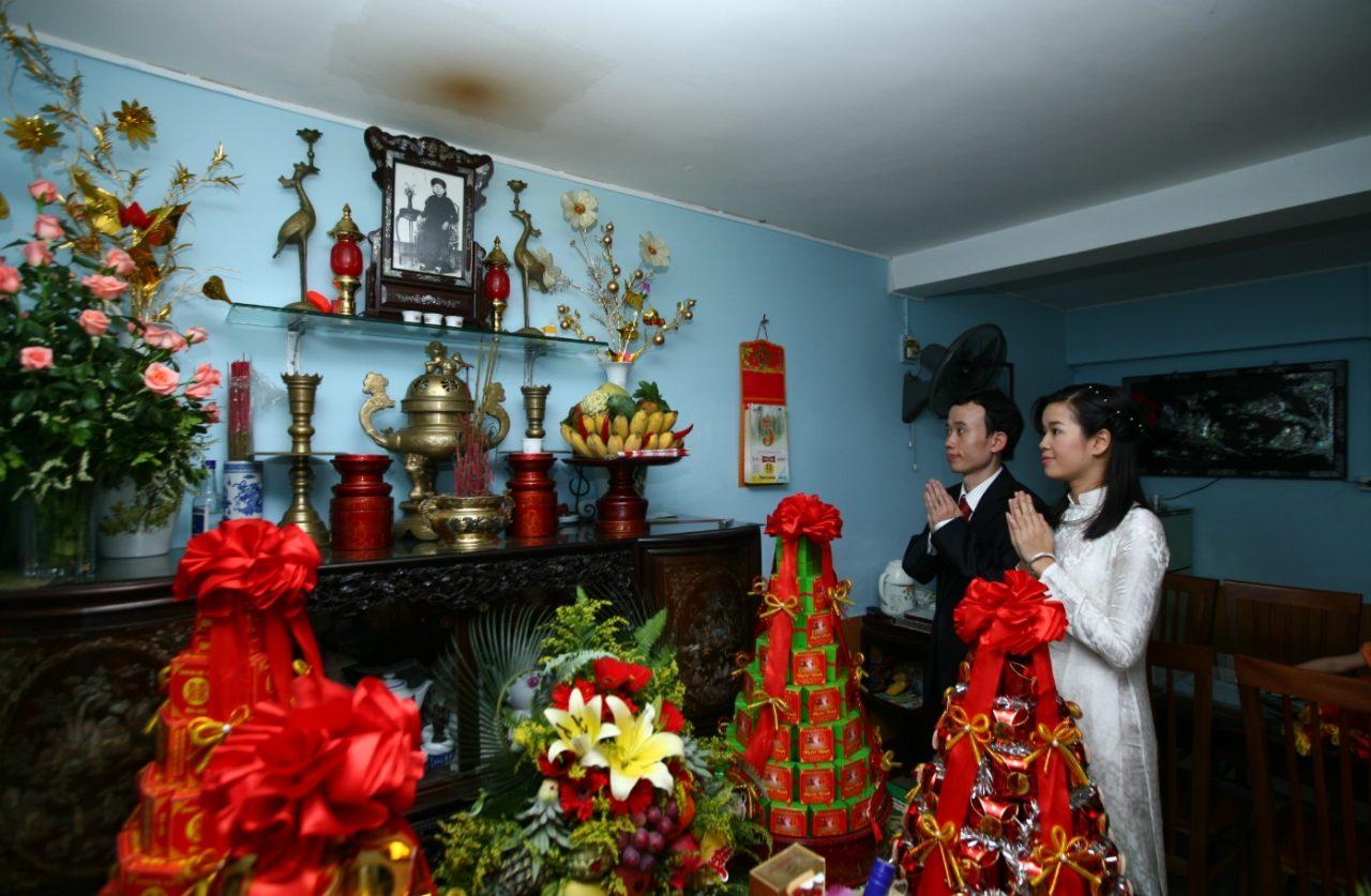 Altar ancestors