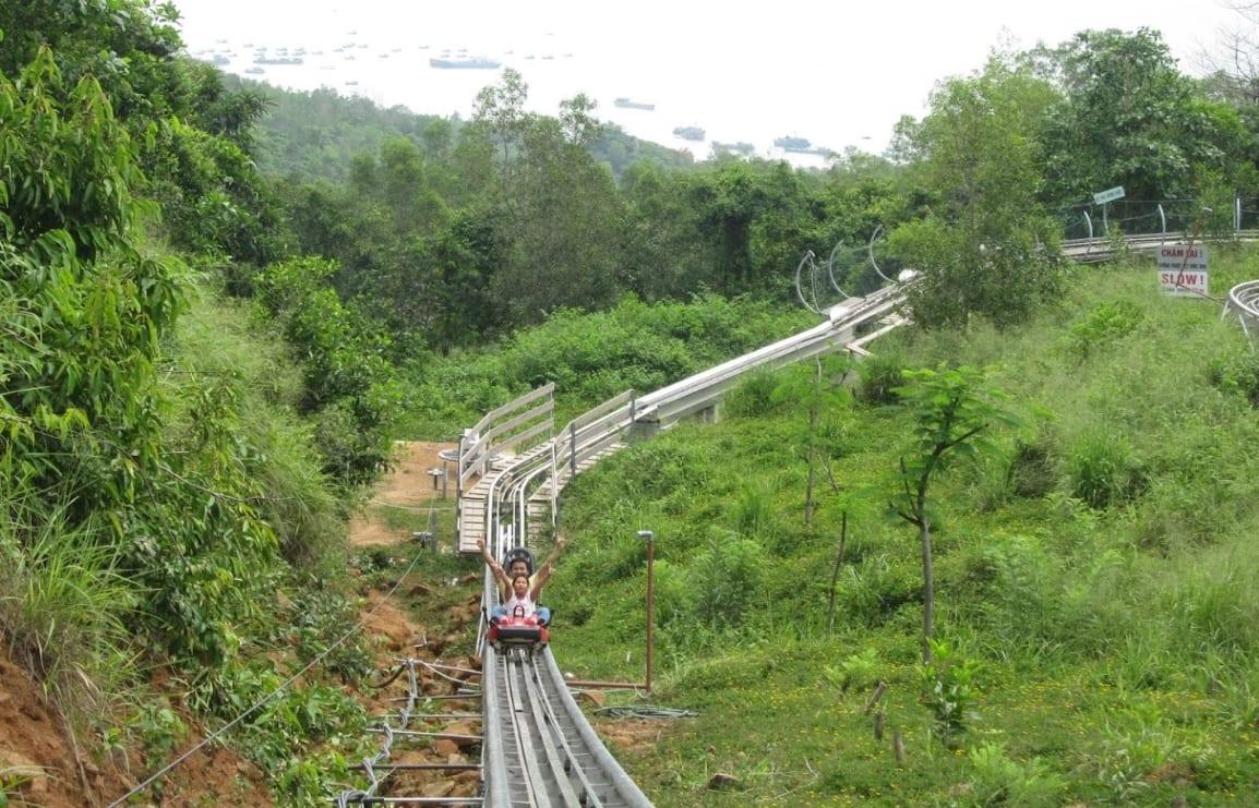 Парк развлечений в Вунгтау