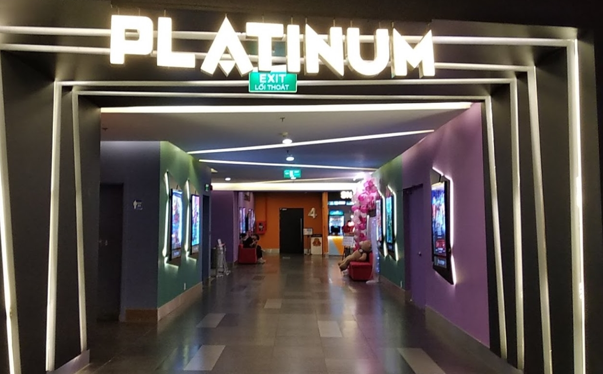 Cinema at Nha Trang Center